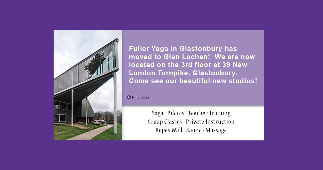 Fuller Yoga New Location
