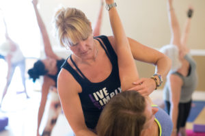 Yoga with Justine Fuller